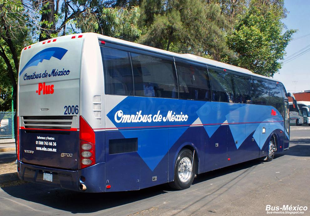 Bus m xico mnibus de m xico plus - Autobuses larga distancia ...