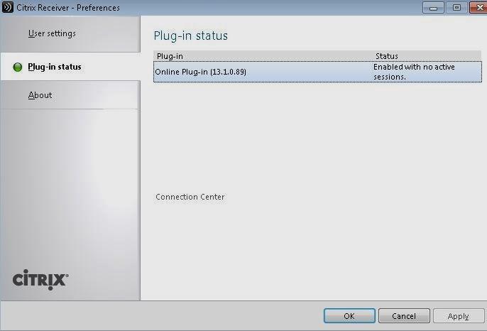 Citrix presentation server client package.