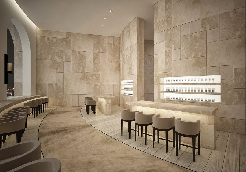 Simplicity love absalom hotel israel nitzan design for Design hotel jerusalem