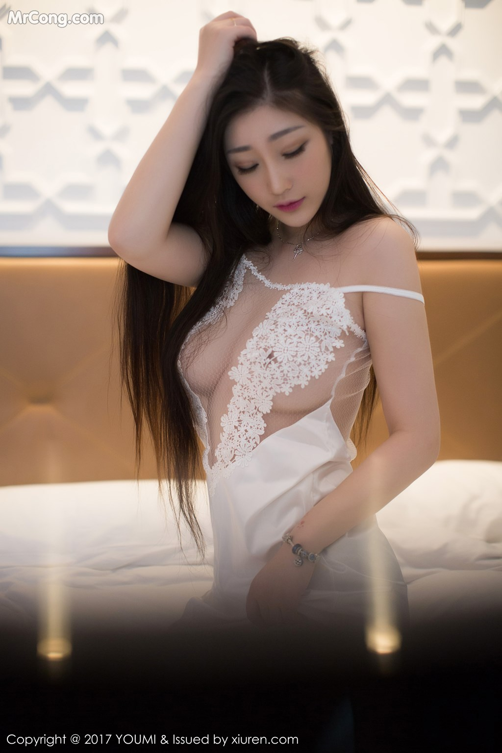Image YouMi-Vol.077-Daji-Toxic-MrCong.com-028 in post YouMi Vol.077: Người mẫu Daji_Toxic (妲己_Toxic) (49 ảnh)