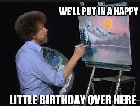 silly Happy Birthday Meme