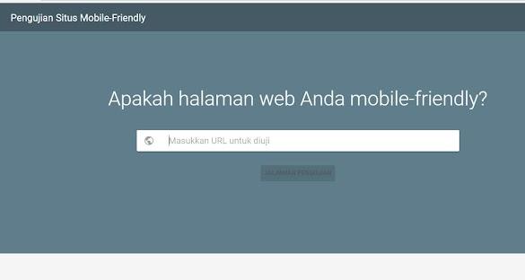 Cara Menjadikan Blog Menjadi Mobile Friendly