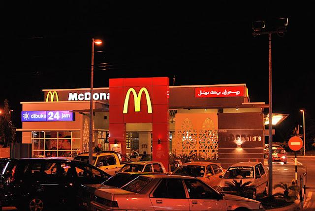 Kelantan McDonalds