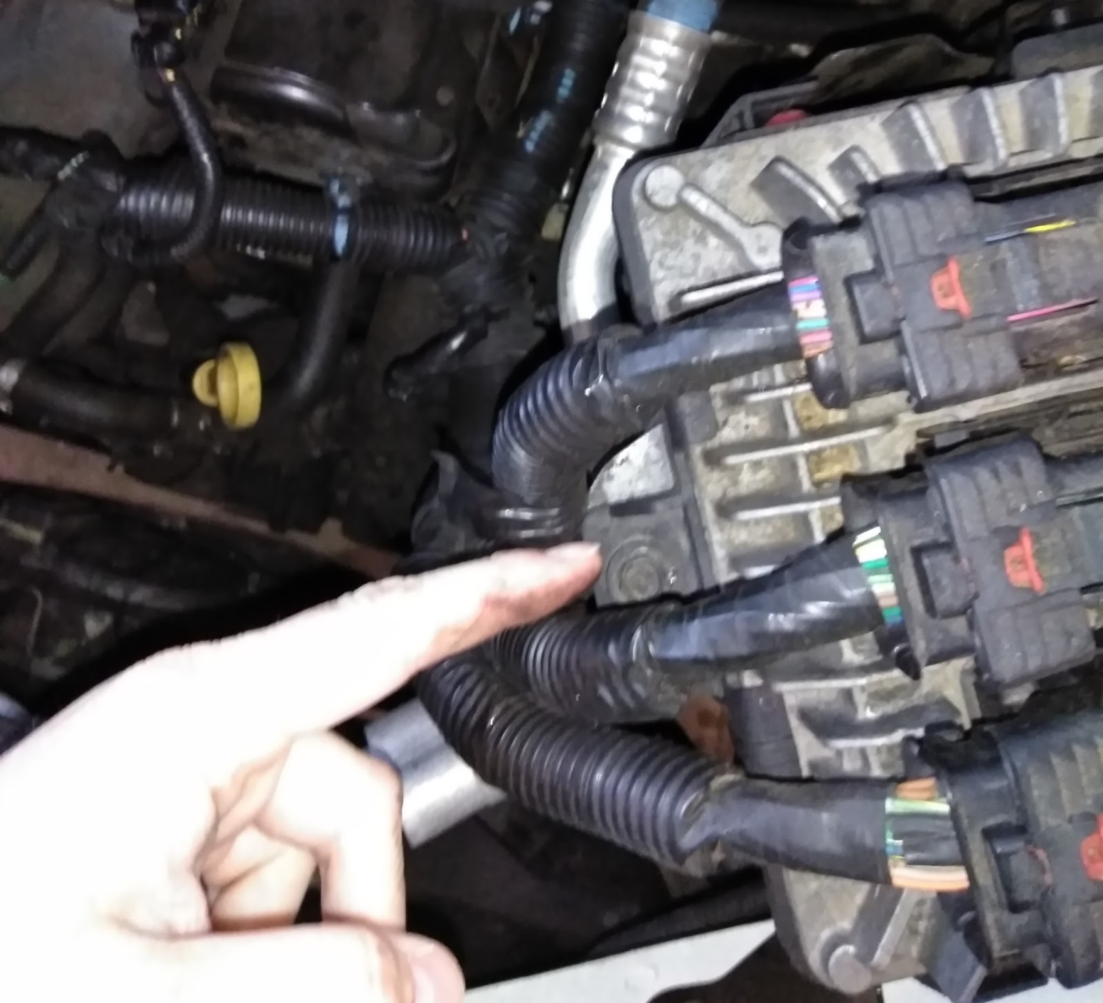 Changing the battery on a 2011 Chevy Equinox - Extra Parts