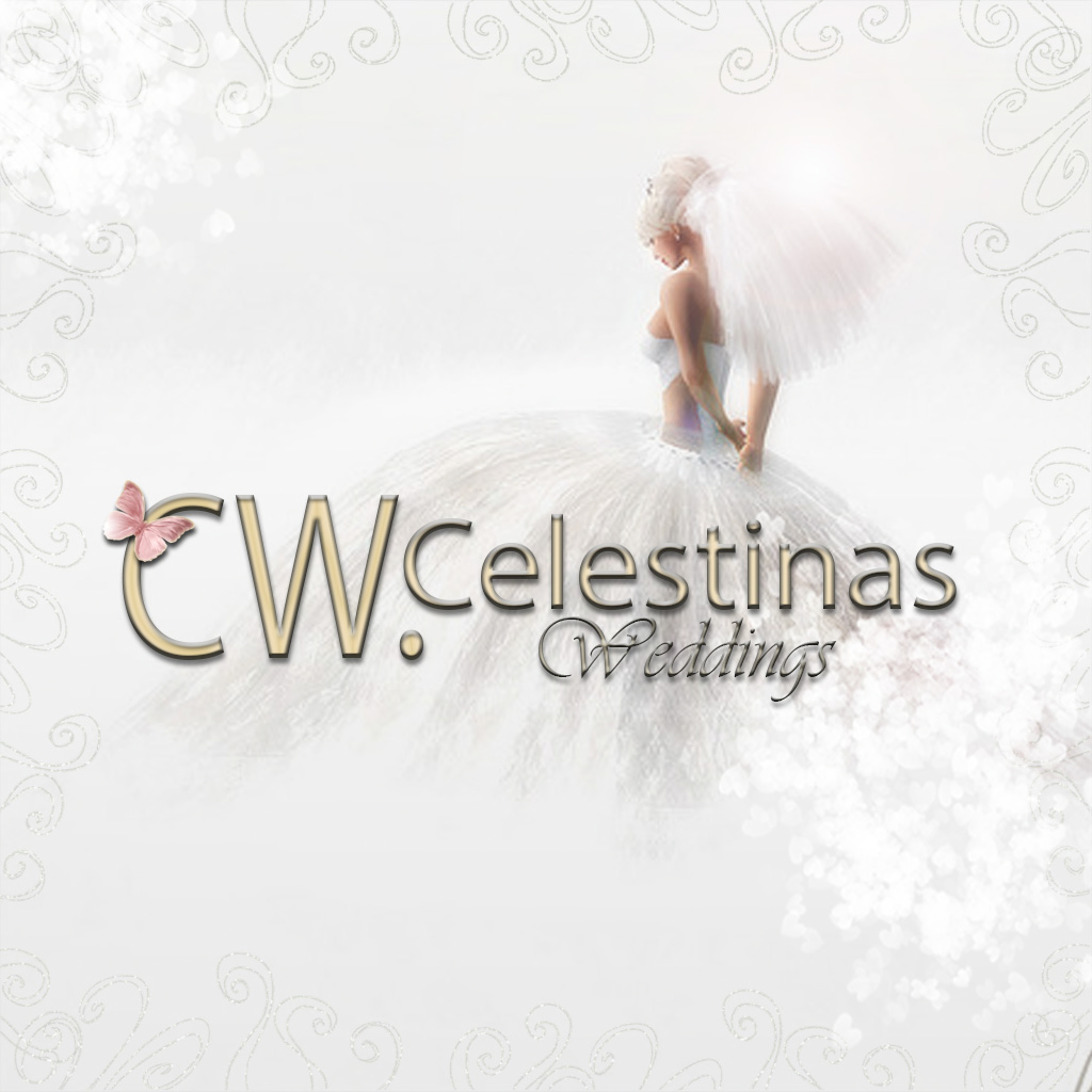 .:(CW).:Celestinas Weddings