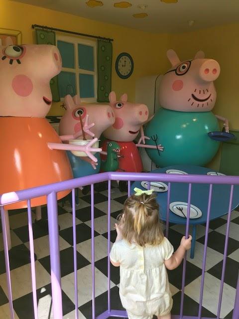 Peppa Pig World Top Tips