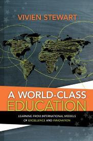 A World Class Education by Vivien Stewart, Bill Gates Top 10 Books 2012, www.ruths-world.com