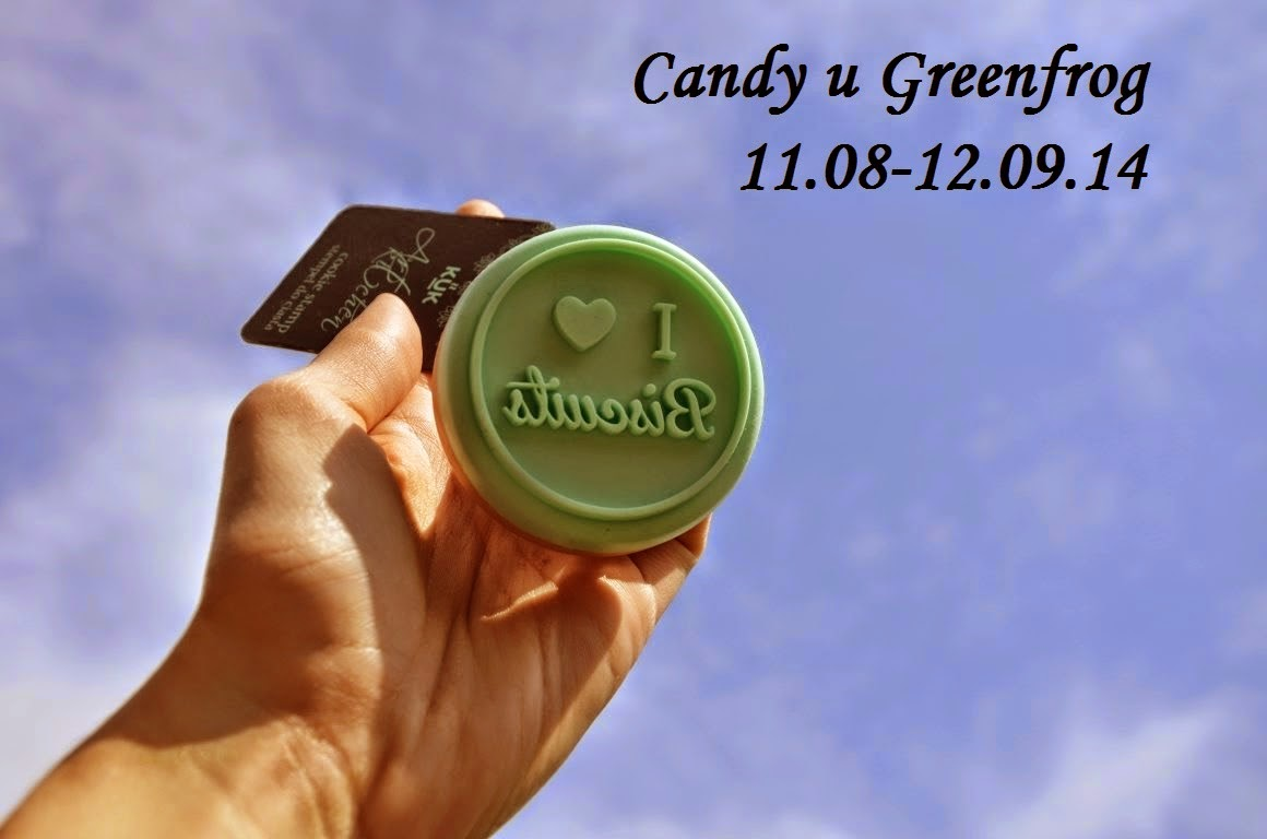 Candy u Greenfrog