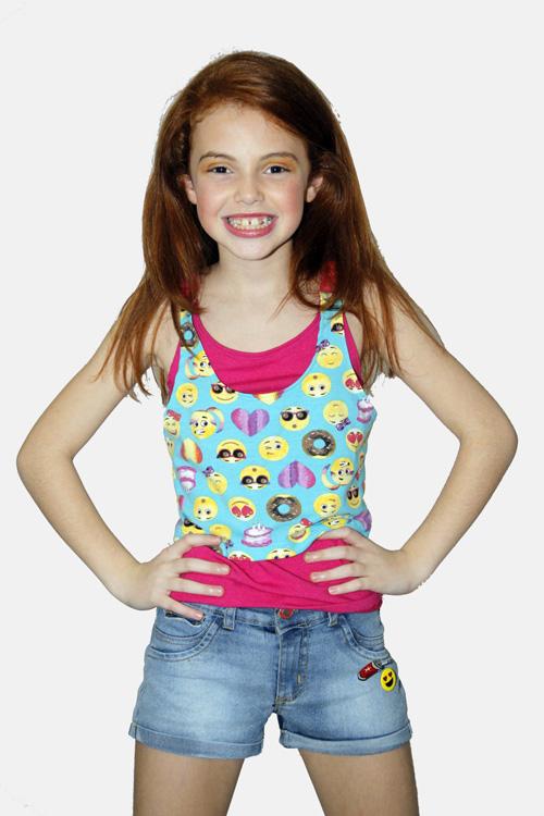 Colección primavera verano 2018 ropa para niñas.