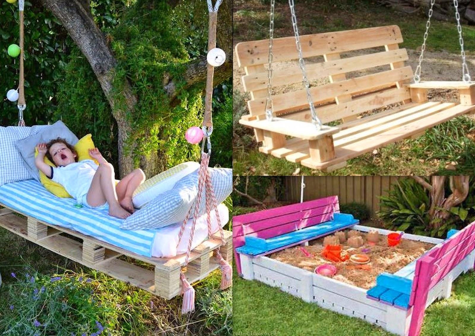 Home inspiration palety na balkon czy do ogrodu - Balkon inspiration ...