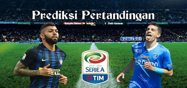 Prediksi Pertandingan Inter Milan vs Empoli 12 Februari 2017