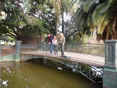 Buenos Aires; viajando pela America Latina; Parque 3 febrero; Bosque de Palermo