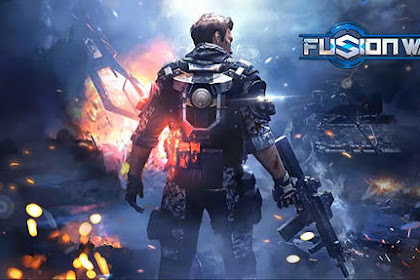 Download Game Android FUSION WAR APK + OBB DATA