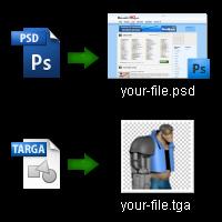 Просмотр .PSD файлов в проводнике Windows