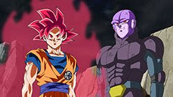 dragon ball super episode 104 / 105 titles and summaries and leaked image of episode 104