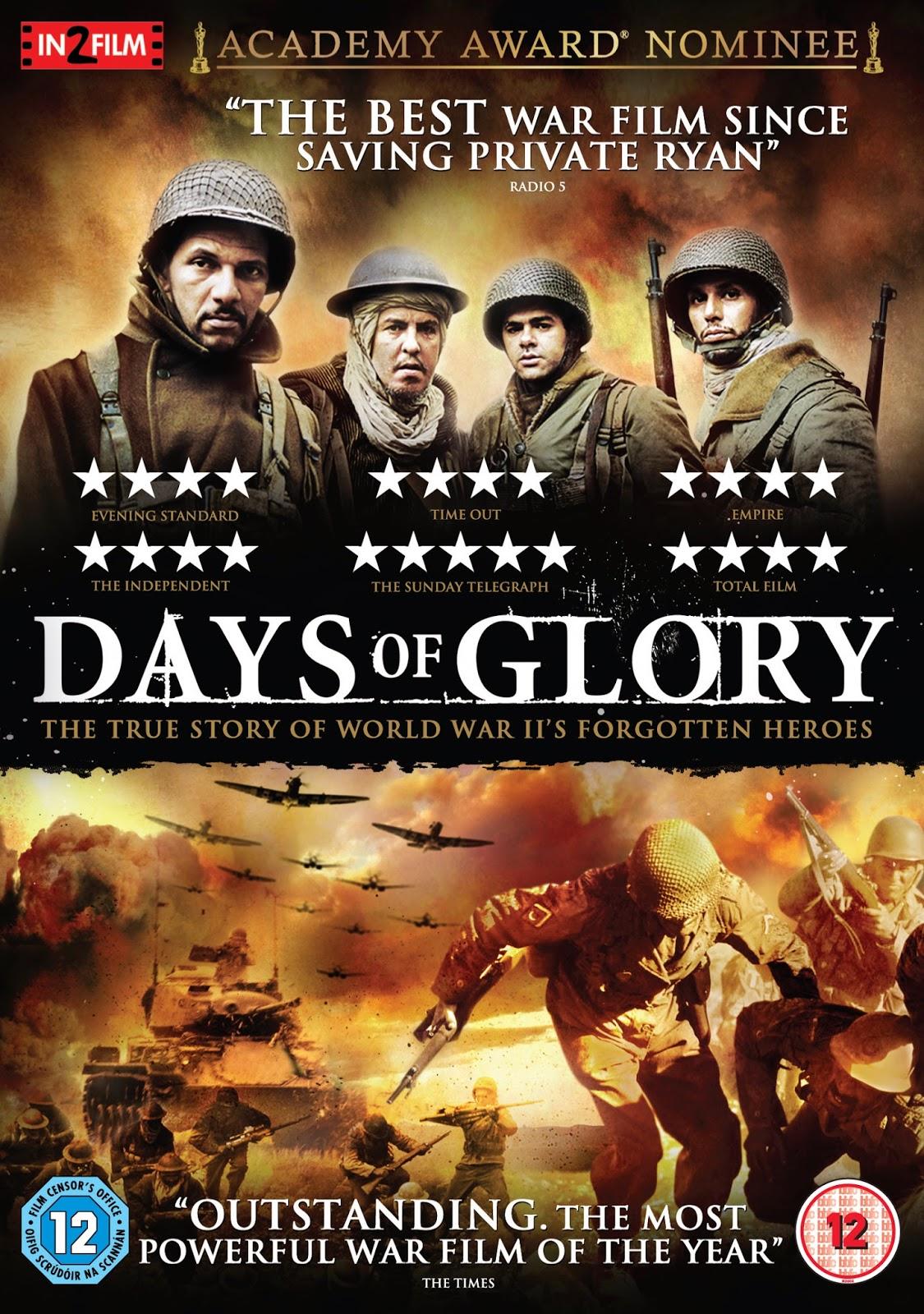 Days Of Glory วันบัญญัติวีรบุรุษ [HD][พากย์ไทย]