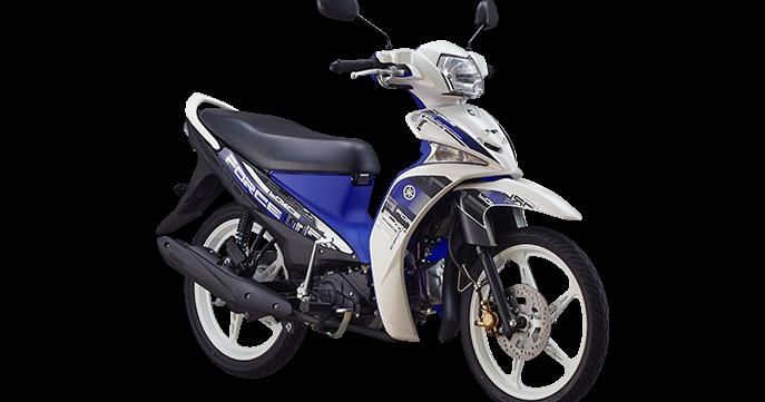 Deru Mesin: Force, Bebek Baru Yamaha