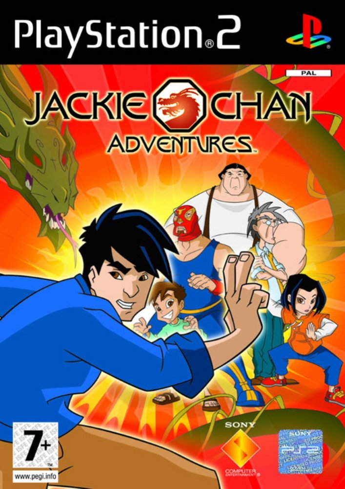 Jackie Chan Adventures [PS2] Download Torrent - Super ...