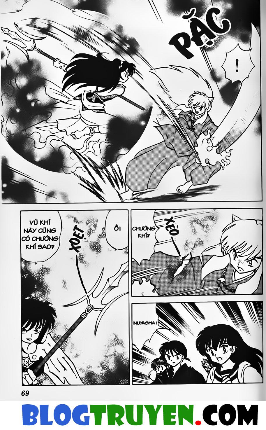 Inuyasha vol 32.4 trang 12