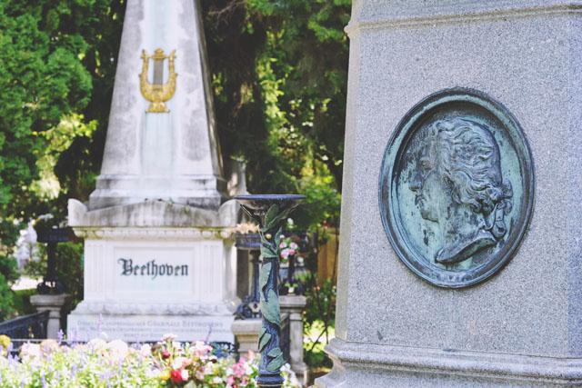 Mozart memorial Zentralfriedhof