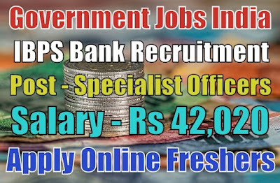 IBPS Recruitment 2018