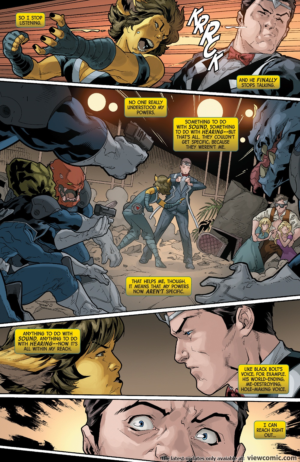 Uncanny Inhumans 016 (2017)  | Vietcomic.net reading comics online for free