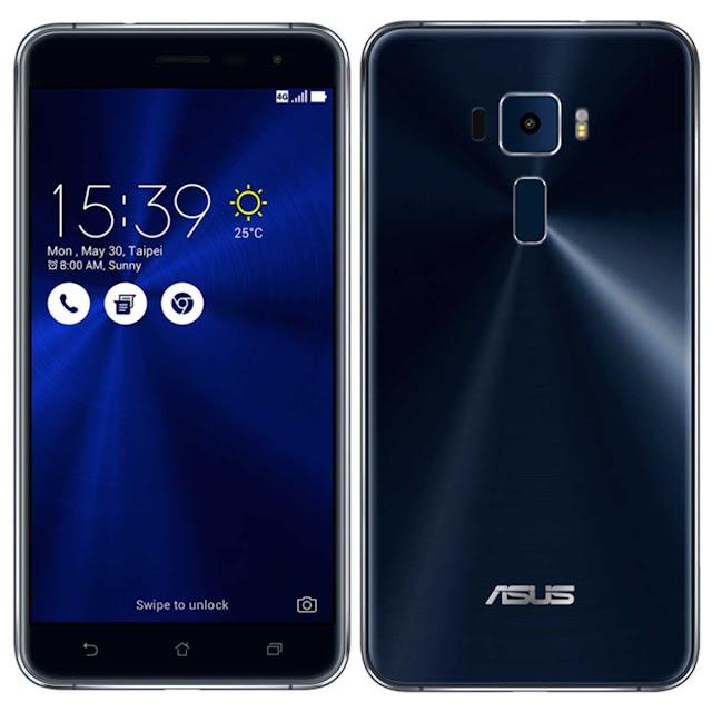 "Celular Zenfone 3 Dual Chip Octa Core 32Gb Tela 5,2"" Asus PRETO"