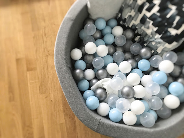 baby room, papertown, deco, interior, design, baby, blogger mom, bubble pool, baby boy