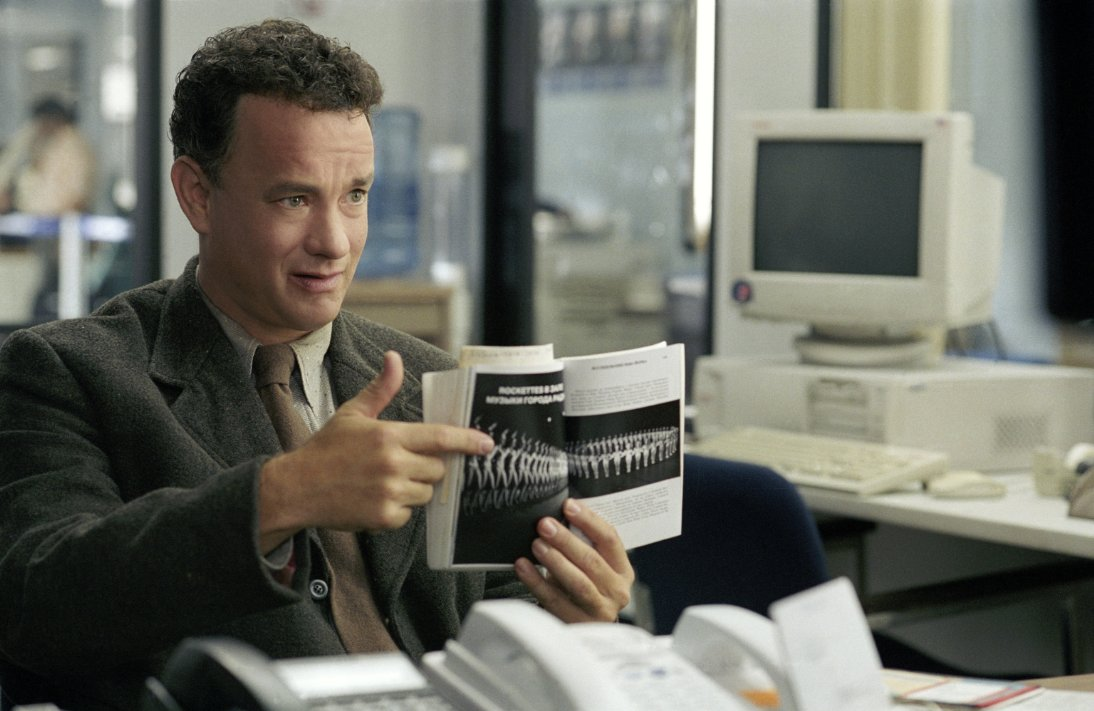 Noticias da tv brasileira: Canal Universal exibe 'O Terminal', com Tom  Hanks e Catherine Zeta-Jones