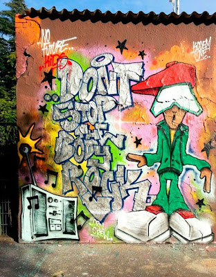 arte urbano , graff, dj , break dacem cultura rapper, rap y hip hop