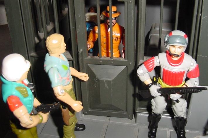 2002 Headman, DEF, Headhunter, 1987 Sneek Peek, Chuckles, Law, Street Fighter Movie Balrog, 1994