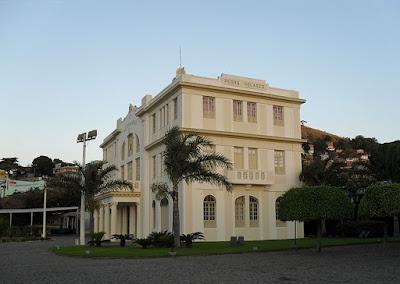 Museu Vale (Estação Pedro Nolasco), Vila Velha. Foto Maria Clara Medeiros Santos Neves, 2010.