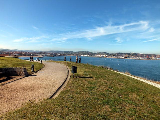 Parque Santa Catalina Gijón
