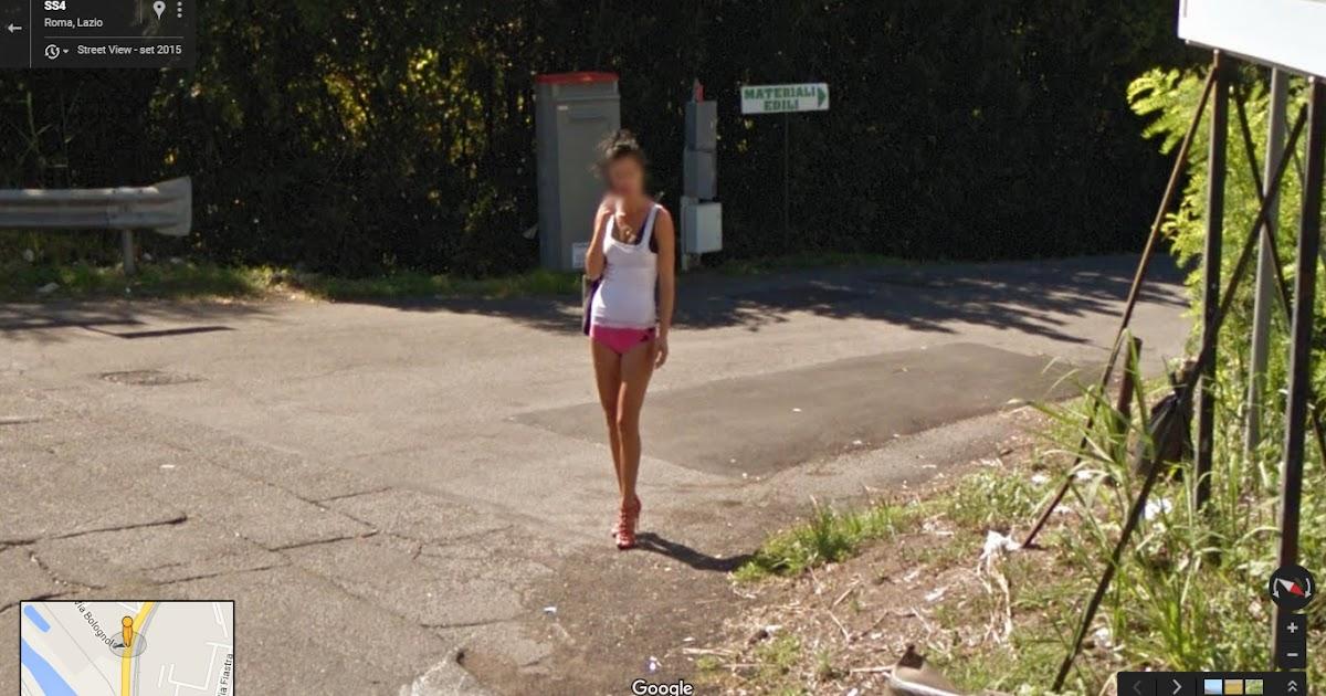 ROMA FA SCHIFO 30 foto di riprovevole prostituzione alla