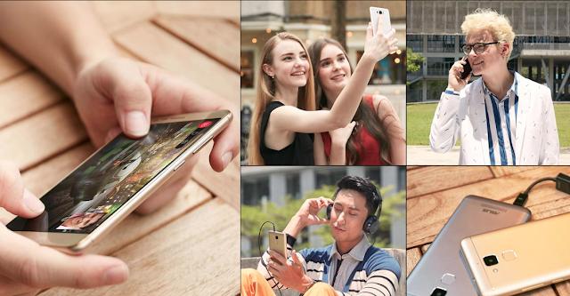 Asus ZenFone 3 Max (ZC520TL) dikehidupan sehari-hari