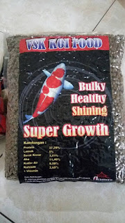 VSK Koi Food Super Growth