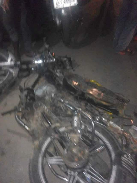FB IMG 1518682511895 - Black Valentine: Truck crushes two persons to death in Akwa Ibom