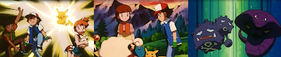 Pokémon Capítulo 23 Temporada 3  Simpático Y Lanudo