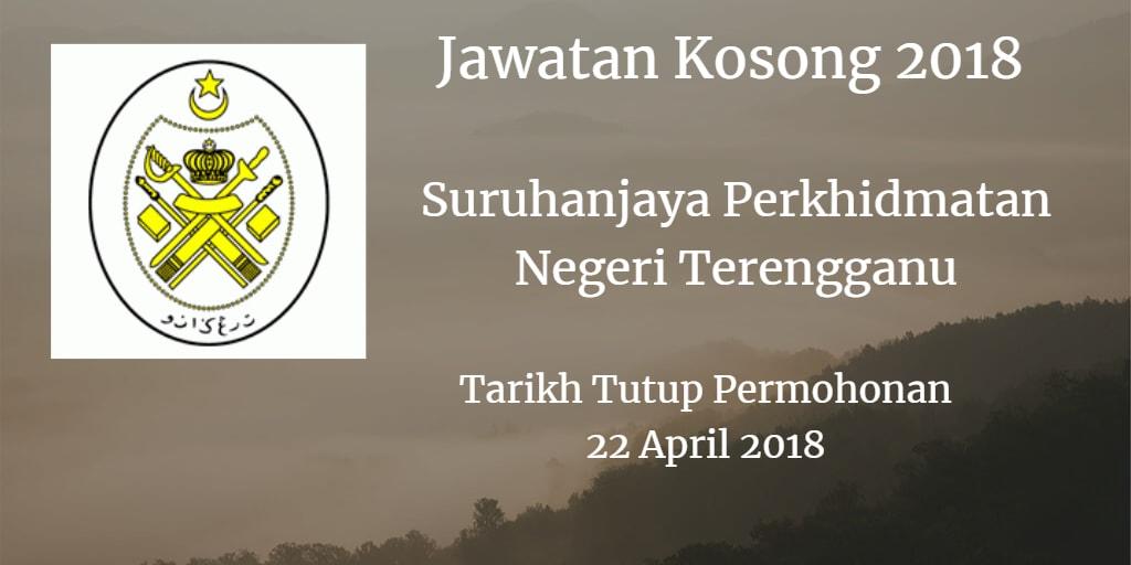Jawatan Kosong SPN Terengganu 22 April 2018