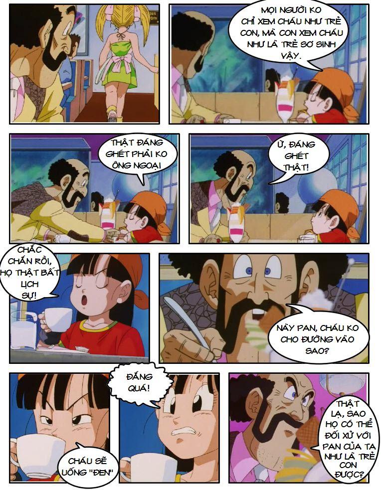 Dragon Ball GT chap 5 - Trang 7