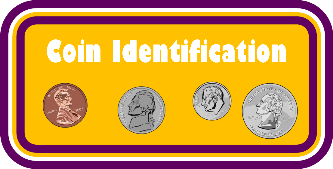 Folder Games and More: Coin Identification