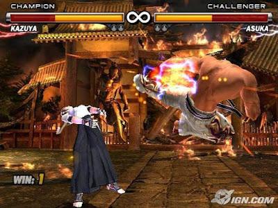 Tekken 5 PS2 Download