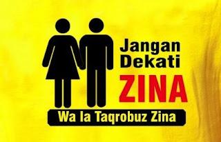 Pengertian Zina: Jenis, Hadits, Hukum dan Cara Menghindari Zina