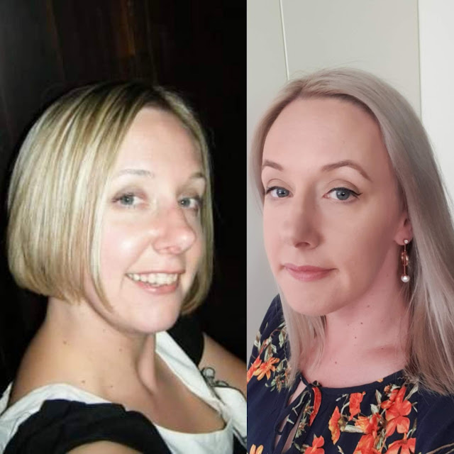 10 year challenge | Almost Posh