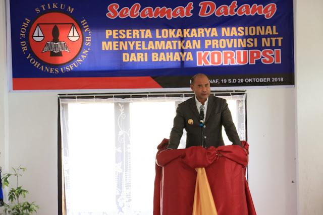 Gubernur NTT: Orang Bodoh dan Miskin Tidak Akan Masuk Surga