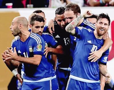 Argentina x Chile - Final da Copa América Centenário 2016 - Prognóstico, data e Horario