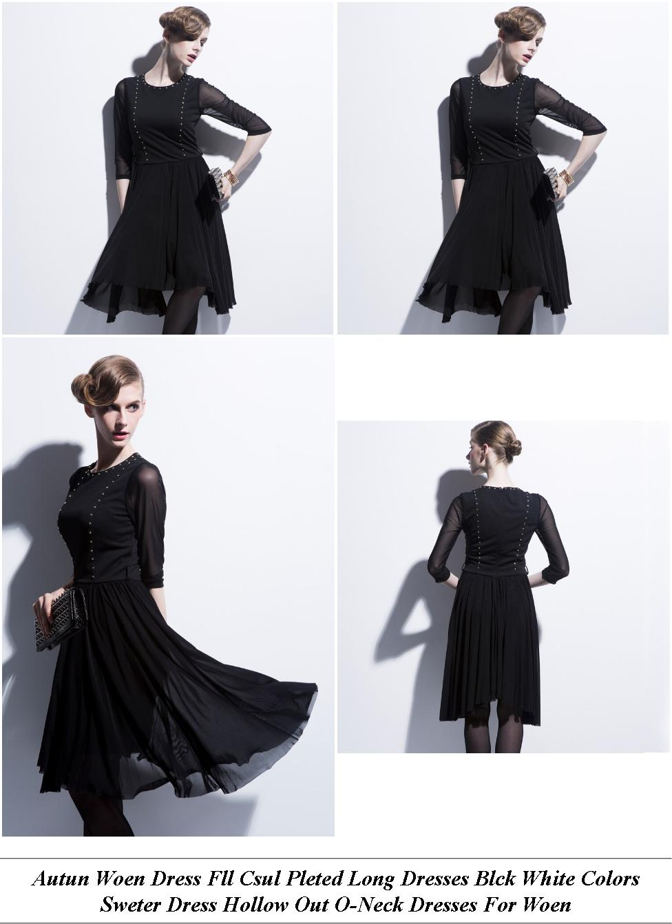 Cocktail Dresses For Women - Womens Summer Dresses On Sale - Sheath Dress - Cheap Ladies Clothes