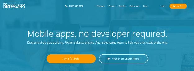 BiznessApps Best Platforms To Develop Mobile Apps