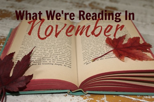 What We're Reading in November