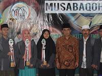 Tasikmalaya Juara Umum Musabaqah Qiraatul Kutub Provinsi Jabar
